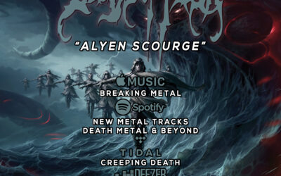 Alyen Scourge on Multiple Streaming Playlists
