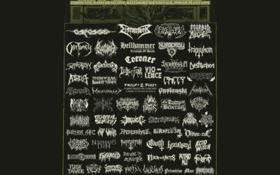 Deeds Added to Maryland Deathfest